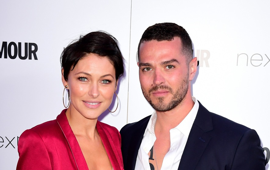 Matt Willis pays tribute to 'rad' wife Emma on her birthday