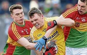 Promotion odds stacked against Antrim after Carlow loss
