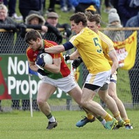 """Antrim must """"keep driving"""" to win last two Division Four games - O'Boyle"""