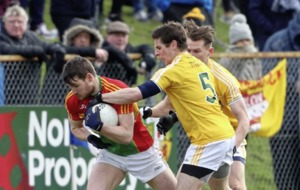 "Antrim must ""keep driving"" to win last two Division Four games - O'Boyle"