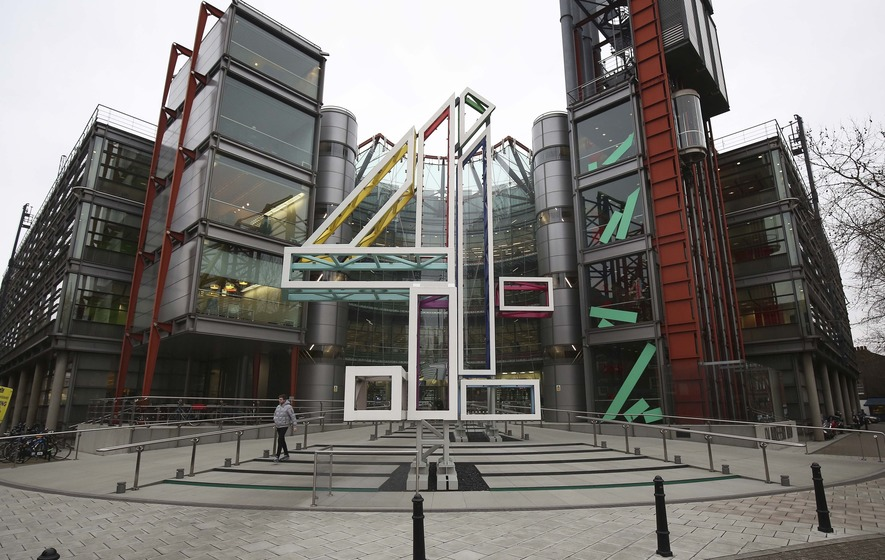 Channel 4 reveals 28pc gender pay gap