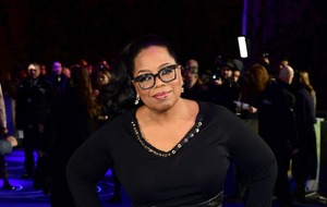 Oprah Winfrey says watching the news today is 'depressing'