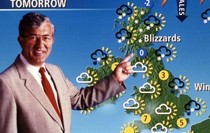 BBC's new-look weather forecasts disappointing – former weatherman Bill Giles