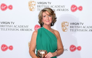 Victoria Derbyshire's fears about stripping on TV for breast cancer awareness