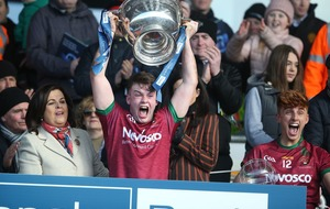 St Ronan's keep eyes on the prize to grab their first ever MacRory Cup trophy