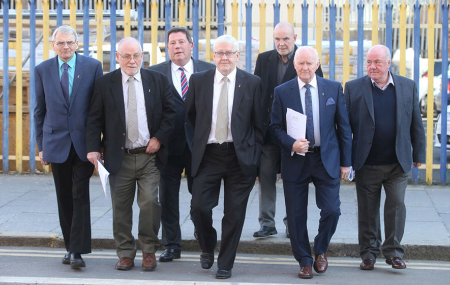 European court rules 'hooded men' were not tortured
