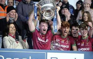 Homework pays off as Meehan helps St Ronan's to MacRory Cup glory