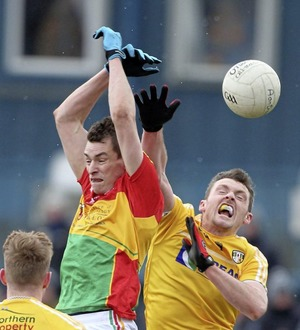 Carlow rising in League but remain wary of Championship tiers