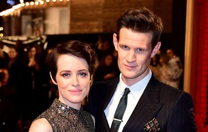Producers of The Crown issue apology to Claire Foy and Matt Smith
