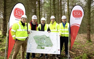 Limavady firm to supply holiday lodges to Center Parcs