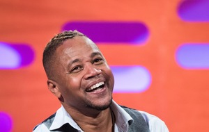 Cuba Gooding Jr says late father will be 'watching over' actor's West End debut