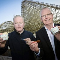 Mullins launches new ice cream parlour in Tayto Park