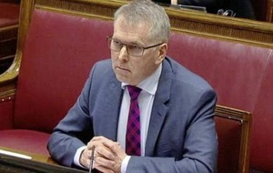 RHI Inquiry: David Sterling says Civil Service 'looks foolish for having not spotted the risk' involved
