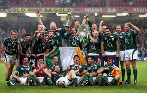 On this day, March 21, 2009: Ireland claimed their first Grand Slam in 61 years in a sensational climax to the Six Nations Championship.