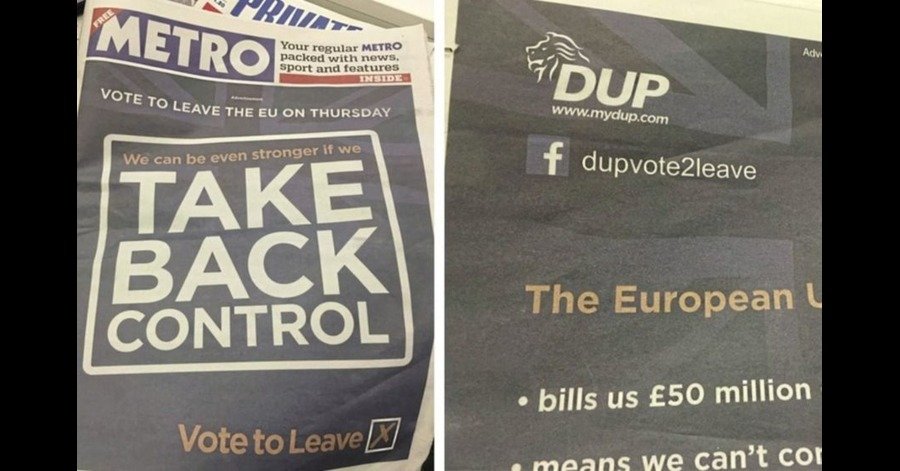 letter to editor mp urges probe into dup s alleged links to cambridge 23195