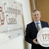 Investment firm Cunningham Coates celebrates 175 years in business