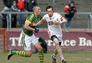 Tyrone boss Mickey Harte wants a rare League win over Kerry
