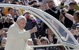 Appeals for Pope to cross border on Irish visit
