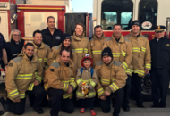 This five-year-old boy battling leukaemia had his dreams come true and it will warm your heart