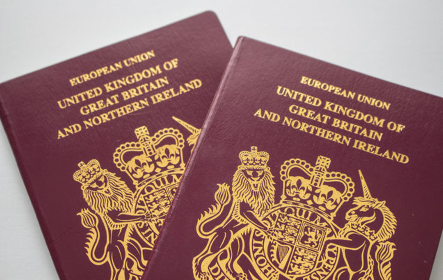 New post-Brexit British passport will be made in... France