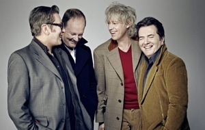 Boomtown Rats announced as headliners at Holywood's Harmony Live music fest