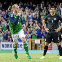 Liam Boyce: back into club contention; next step is a return to the international scene