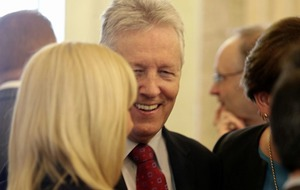 Peter Robinson warns that political progress cannot be lost
