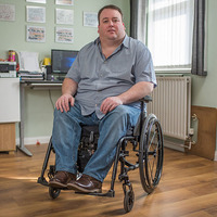 Wheelchair and prosthetic limb provision is worse in Northern Ireland than in Britain, according to Troubles victims