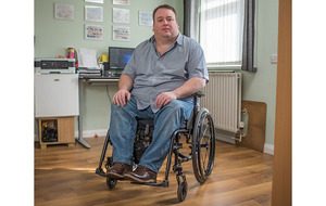 Wheelchair and prosthetic limb provision is worse in Northern Ireland than in Britian, according to Troubles victims