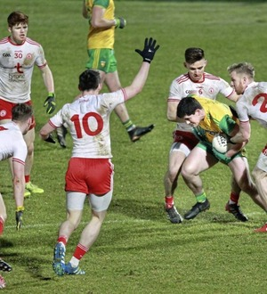Frank Burns: Stephen O'Neill's magic beginning to bear fruit for Tyrone