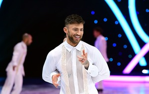 Dancing On Ice champion Jake Quickenden to sing on show's tour