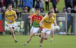 Antrim need to hold up their end and hope for a Carlow favour