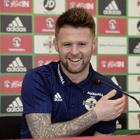 Ever-ready Norwood offers advice to Northern Ireland's new faces