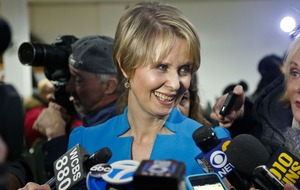 Cynthia Nixon: I have a right to run for New York governor