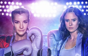Helen Skelton and Vanessa White triumph in Sport Relief celebrity boxing bouts