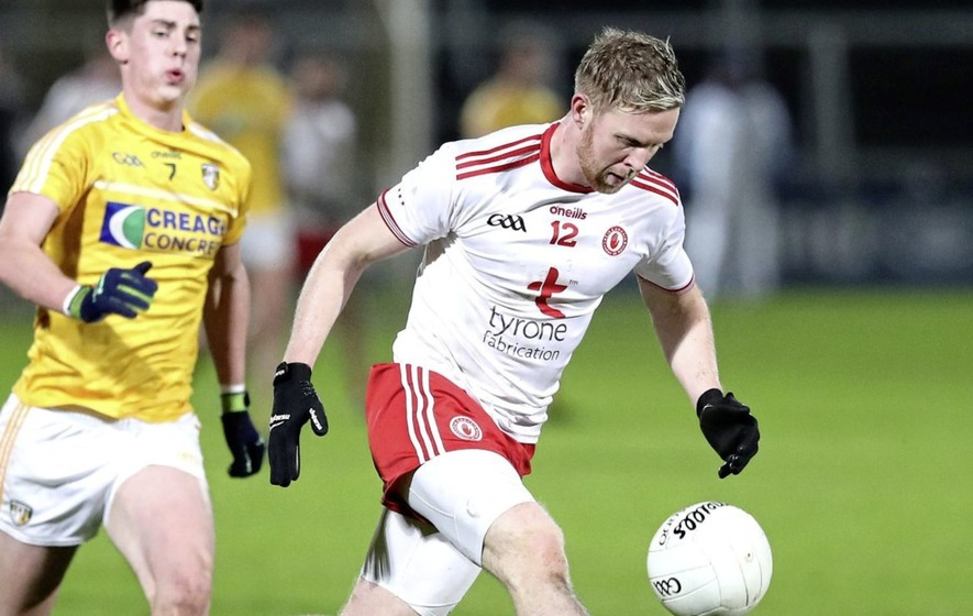 Tyrone ease to first League victory over Kerry in eight ...