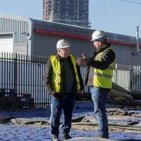 DIY SOS begins rebuilding community space destroyed in Grenfell Tower blaze