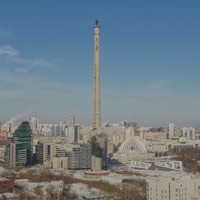 Watch a never-completed TV tower turn to dust and rubble in this demolition video