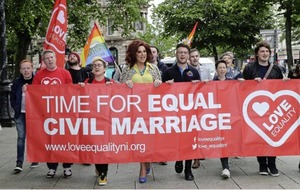 Two bills to legalise same-sex marriage in Northern Ireland before both houses