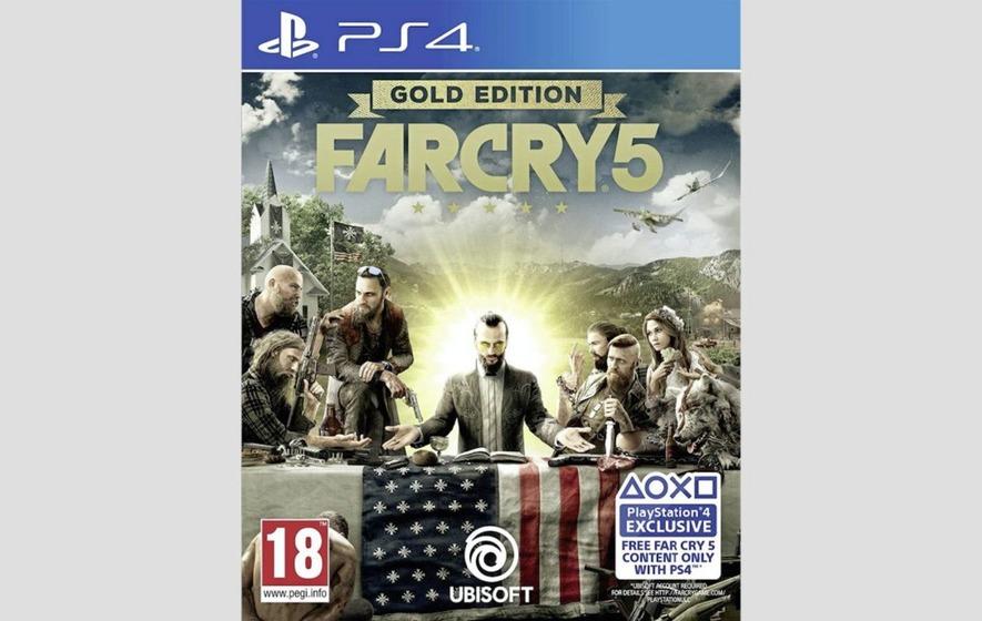 Far Cry 5: Big Surprise Is No Longer A Secret