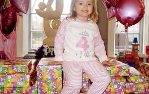 Marie Louise McConville: Lavish birthday parties create wonderful memories for a lifetime