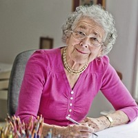 The Tiger Who Came To Tea author Judith Kerr discusses 50 years of classic book