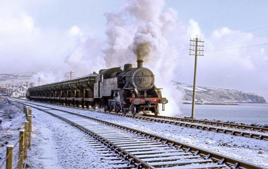 Image result for Irish Railways