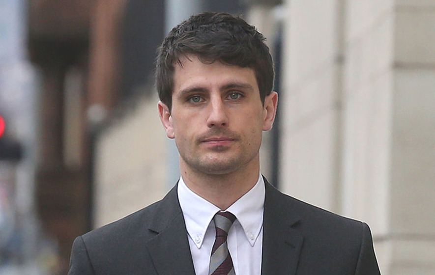 Rugby rape trial: Two people questioned claims woman named on social media