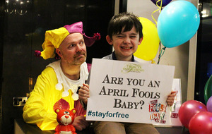 Born on April Fool's Day? You can stay for free in Treacys Hotel Enniscorthy