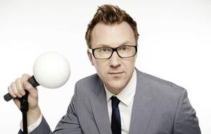 Now on sale: Jason Byrne – You Can Come In, But Don't Start Anything