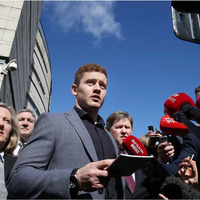 Paddy Jackson's lawyers call for crackdown on 'vile' social media commentary during criminal proceedings