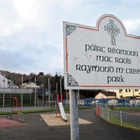 Play park banner describing IRA hunger striker Raymond McCreesh as 'our hero' condemned as 'sick' by unionist councillor