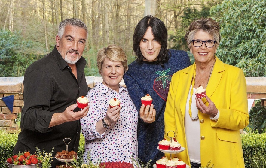 Netflix & Amazon Cook Up Rival Deals For 'The Great British Bake Off'