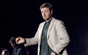 Theatre Review: Stefan Dunbar a star in the making in Me You Us Them